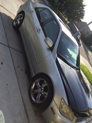 2001 Lexus IS 300 for Sale in Sanger, CA