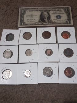 Old Coins All Silver .999 for Sale in Lake Elsinore,  CA