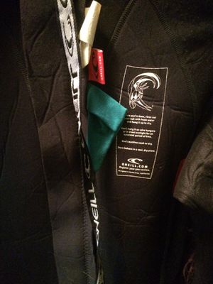O'Neill wet suit used once. Will deliver if within New York City area for Sale in New York, NY
