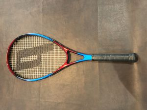 Racket racquet Tennis Prince extender pro comp $60 OBO for Sale in Upland, CA