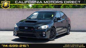 2015 Subaru WRX STI for Sale in Santa Ana, CA
