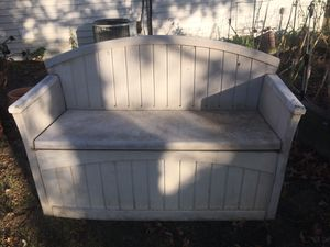 Outdoor Storage Bench for Sale in Medina, OH