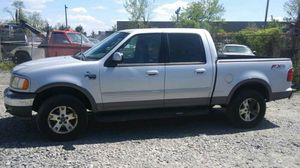 2002 Ford F150 Fx4 Off Road 290k Hwy miles runs and drives!!! for Sale in Fort Washington, MD