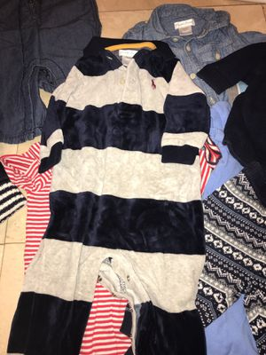 Baby boy clothing Ralph Lauren excellent condition ! 0-12 month for Sale in Dearborn Heights, MI