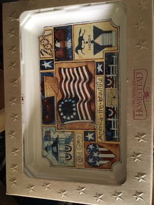 Longaberger Homestead Platter for Sale in Ashville, OH