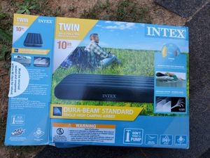 Intec TWIN Air Mattress for Sale in McDonough, GA