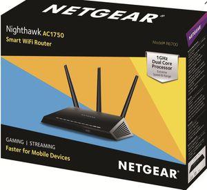 NETGEAR Nighthawk AC1750 Dual Band Smart WiFi Router like new for Sale in San Diego, CA