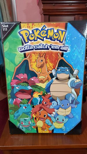 Pokemon hangable picture for Sale in NEW PRT RCHY, FL