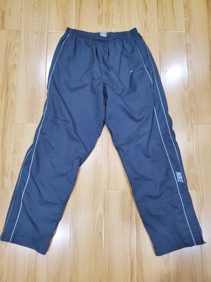 Vintage VTG Nike Windbreaker Pants basketball training size Large L supreme stussy for Sale in Rosemead, CA