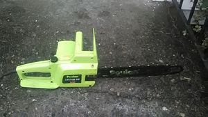 Poulon Electric Chainsaw for Sale in Vancouver, WA