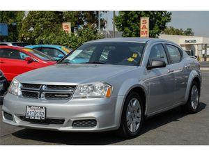 2011 Dodge Avenger for Sale in Fresno, CA