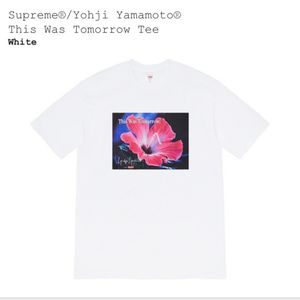Supreme Yohji Yamamoto This Was Tomorrow T-shirt Medium for Sale in Tucson, AZ