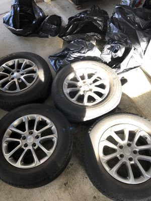 Jeep Grand Cherokee wheels for Sale in Jamaica, NY