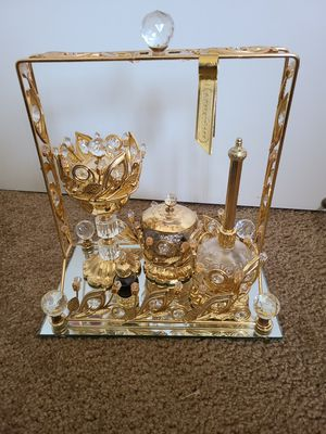 Vanity/ Bakhoor tray set for Sale in Oakland, CA