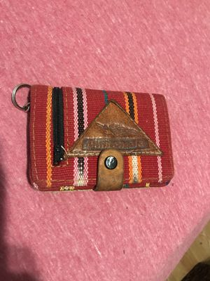 Coin purse with traditional colors from Guatemala for Sale in Washington, DC