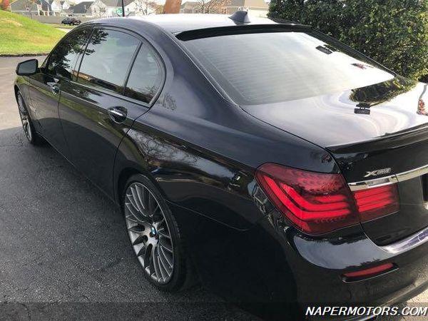 2014 BMW 750Li xDrive