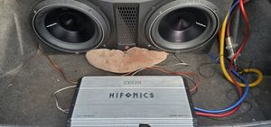 Car audio system for Sale in Eastlake, OH