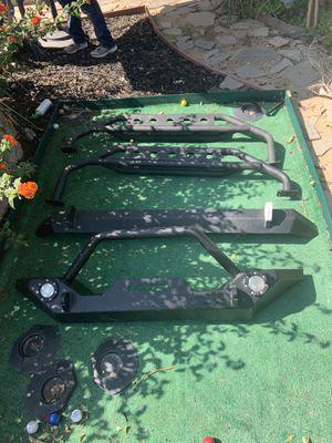 Jeep Wrangler yj tj parts for Sale in Concord, CA