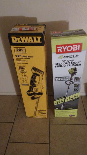 Dewalt Ryobi for Sale in Tulsa, OK