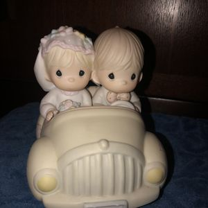 Precious Moments Wishing You Roads Of Happiness. for Sale in Clarksville, TN