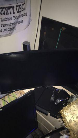 Samsung curve 27 inch 1080 p for Sale in Salt Lake City, UT