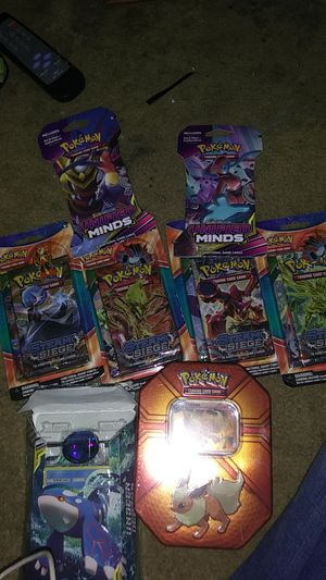 Unopened pokemon cards for Sale in Weldon Spring, MO