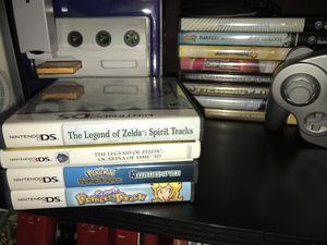Nintendo DS & 3Ds Zelda Pokémon PrincessPeach for Sale in Marysville, WA