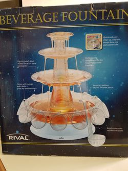 3 Tier Beverage Fountain for Sale in Hinsdale,  IL