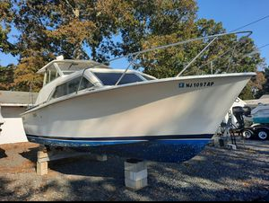 26 ft Pacemaker center console for Sale in Brick Township, NJ