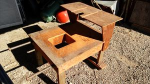 Rolling home made table saw stand for Sale in Enumclaw, WA