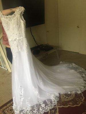 New wedding dress for Sale in Silver Spring, MD