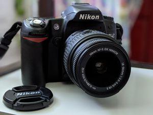 Nikon D80 for Sale in Port Richey, FL