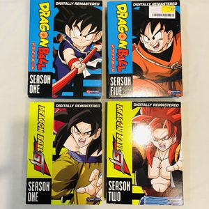 Dragon Ball, Dragon Ball GT| each $25 for Sale in The Bronx, NY