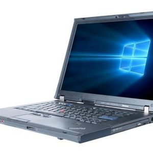 Lenovo ThinkPad T61 core 2 Duo laptop computer windows 10 WiFi DVDRW 14.1inches screen size 100% tested working Ready to use 30days warranty for Sale in Queens, NY