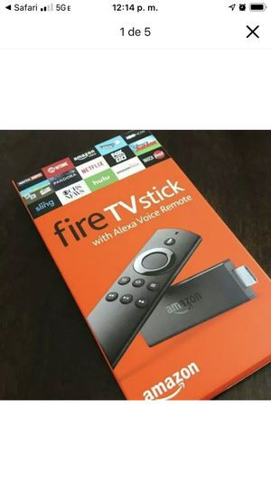 Fire stick tv for Sale in Adelphi, MD