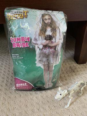 Kids Zombie Bride Costume for Sale in Bellevue, WA