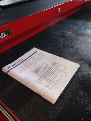 Snap-on tool box for Sale in Land O Lakes, FL