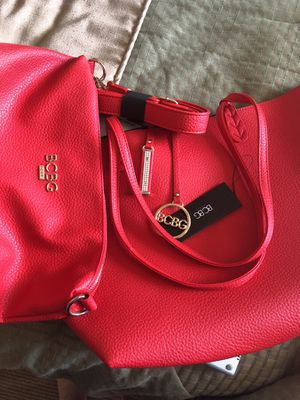 BCBG tote bag & Smaller Purse NWT 2 bags match each other for Sale in Irvine, CA