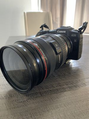 Canon f/2.8L IS USM 24-70mm for Sale in Palmdale, CA