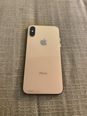 iPhone XS 256GB GOLD for Sale in Andrews, TX