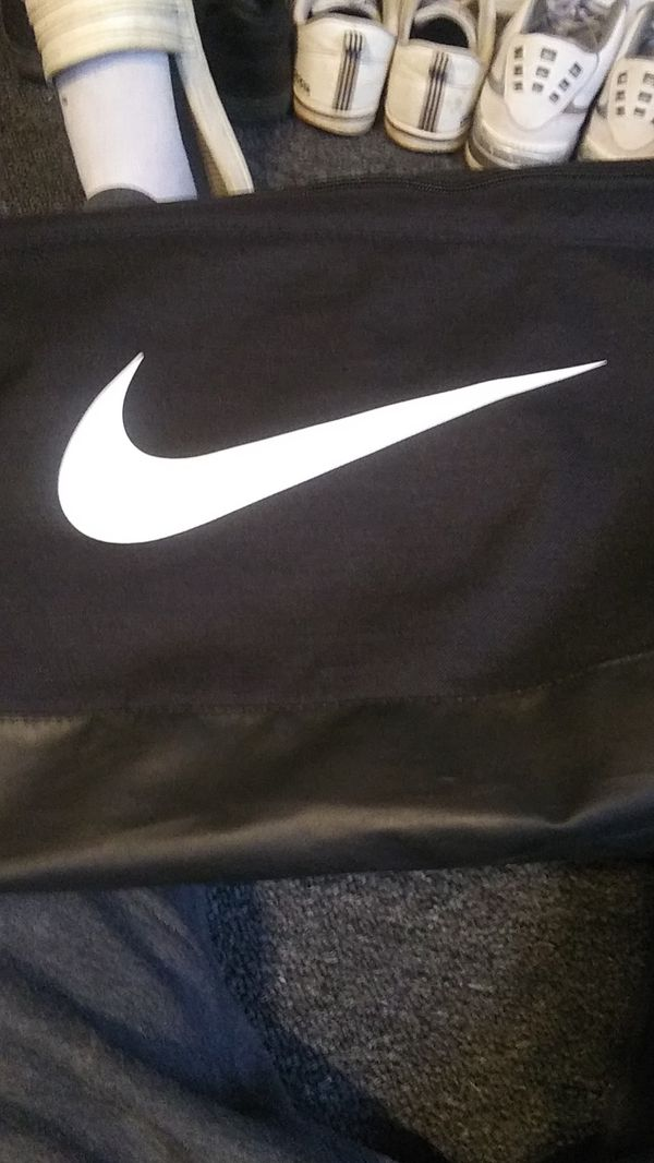 Nike duffle bag