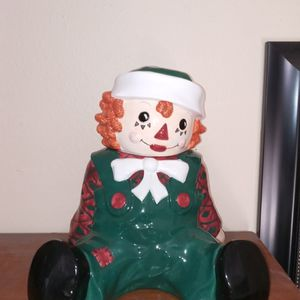 Raggedy Ann & Andy Cookie Jar for Sale in Tampa, FL