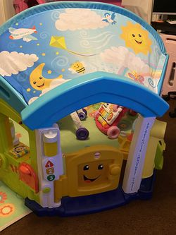 Fisher-Price Laugh and Learn Smart Learning Home for Sale in Los Angeles,  CA