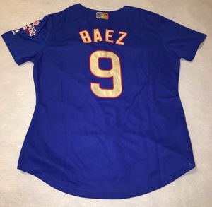 Women's Bryant Cubs baseball jersey brand new sizes large & XL available $30 for Sale in Cicero, IL
