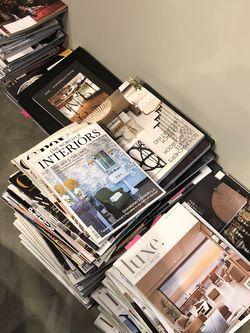 vintage interior design magazines for Sale in Seattle,  WA