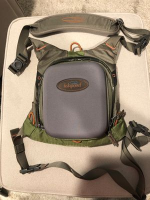 Fishpond Savage Creek Chest Pack for Sale in Snoqualmie, WA