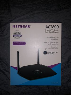 Netgear router for Sale in Fairfax, VA