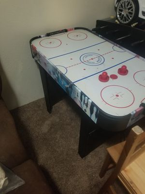 Air hockey table game. for Sale in Tacoma, WA
