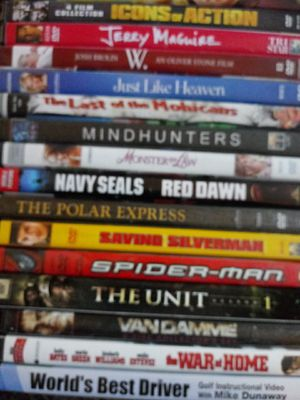 DVD's for Sale in Tulsa, OK