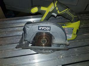 Ryobi skill saw for Sale in Revere, MA